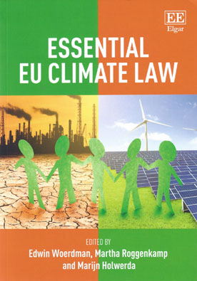 Essential EU Climate Law (Paperback)