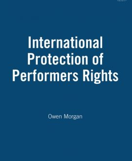 International Protection of Performers Rights