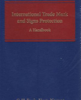 International Trade Mark and Signs Protection