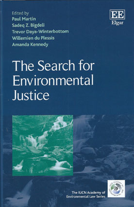The Search for Environmental Justice (Paperback)