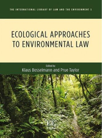 Ecological Approaches to Environmental Law