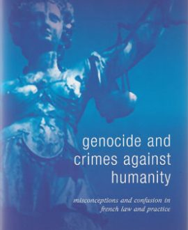 Genocide and Crimes Against Humanity
