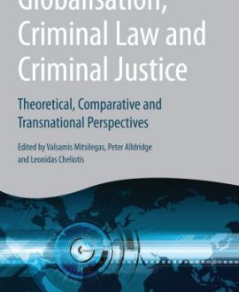 Globalisation, Criminal Law and Criminal Justice