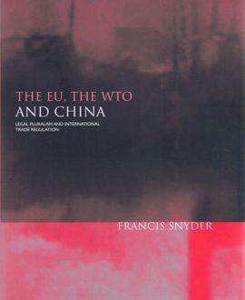 The EU, the WTO and China