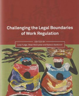 Challenging the Legal Boundaries of Work Regulation
