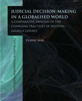 Judicial Decision-Making in a Globalised World