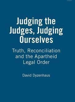 Judging the Judges, Judging Ourselves (Paperback)