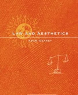 Law and Aesthetics (Paperback)