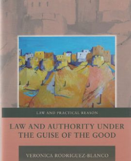 Law and Authority under the Guise of the Good (Paperback)