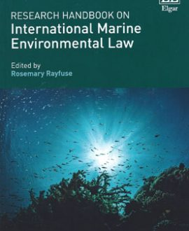 Research Handbook on International Marine Environmental Law (Paperback)