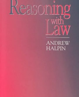 Reasoning with Law (Paperback)