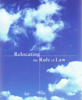 Relocating the Rule of Law