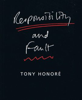 Responsibility and Fault (Paperback)