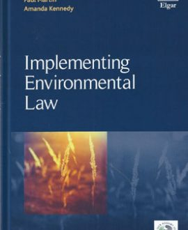 Implementing Environmental Law (Paperback)