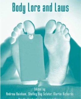 Body Lore and Laws (Paperback)