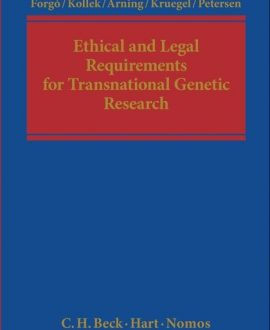 Ethical and Legal Requirements of Transnational Genetic Research