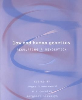 Law and Human Genetics
