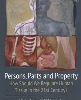 Persons, Parts and Property (Paperback)