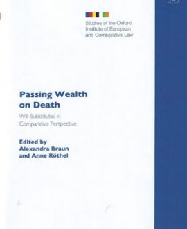 Passing Wealth on Death