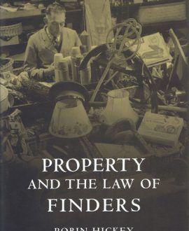 Property and the Law of Finders