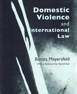 Domestic Violence and International Law (Paperback)