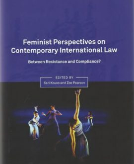 Feminist Perspectives on Contemporary International Law (Paperback)