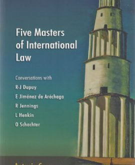Five Masters of International Law