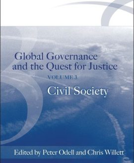 Global Governance and the Quest for Justice Vol III
