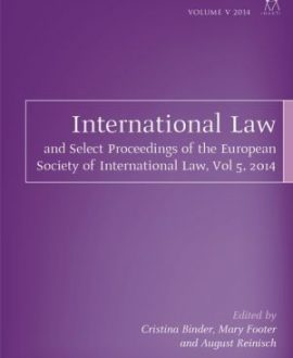 International Law and?
