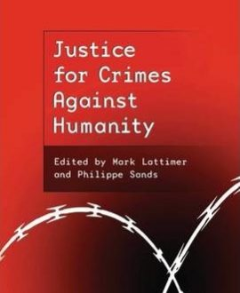 Justice for Crimes Against Humanity (Paperback)