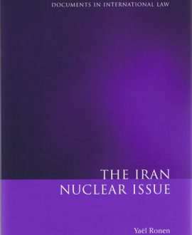 The Iran Nuclear Issue