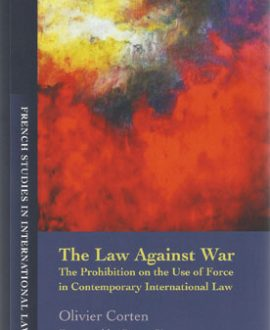 The Law Against War (Paperback)