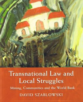 Transnational Law and Local Struggles (Paperback)