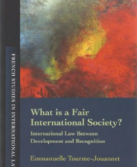 What is a Fair International Society?