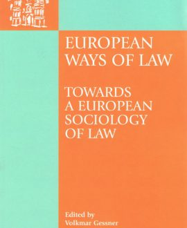 European Ways of Law (Paperback)