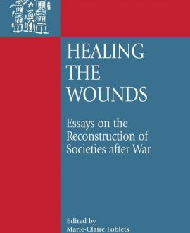 Healing the Wounds (Paperback)
