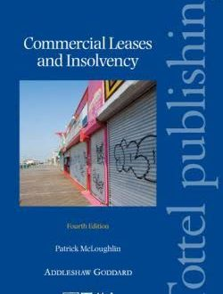 Commerical Leases and Insolvency