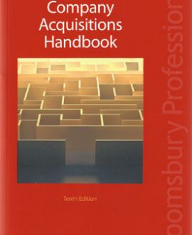 Company Acquisitions Handbook