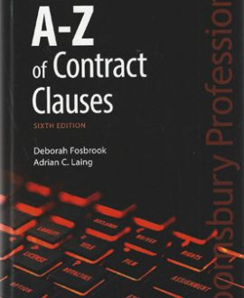 The Complete A-Z of Contract Clauses Pack