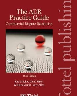 The ADR Practise Guide