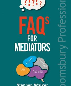 FAQ's for Mediators