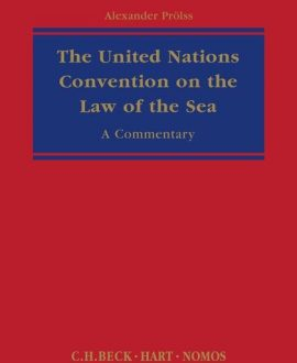 The United Nations Convention on the Law of the Sea