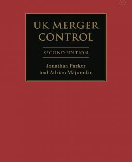 UK Merger Control