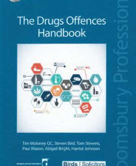 The Drugs Offences Handbook