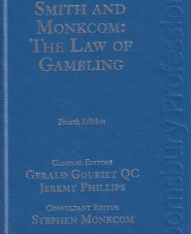 The Law of Gambling