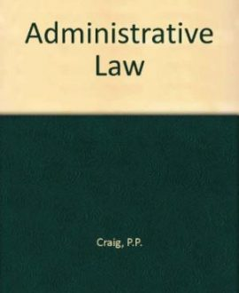 Admistrative Law