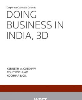 Corporate Counsel's Guide to Doing Business in India