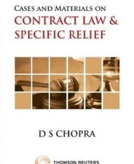 Cases and Materials on Contract Law and Specific Relief