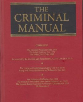 The Criminal Manual