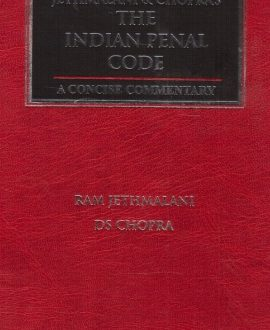A Concise Commentary on Indian Penal Code (Hardcover)